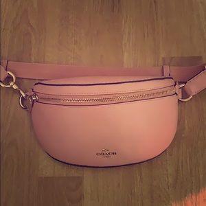 Coach x Selena Gomez belt bag